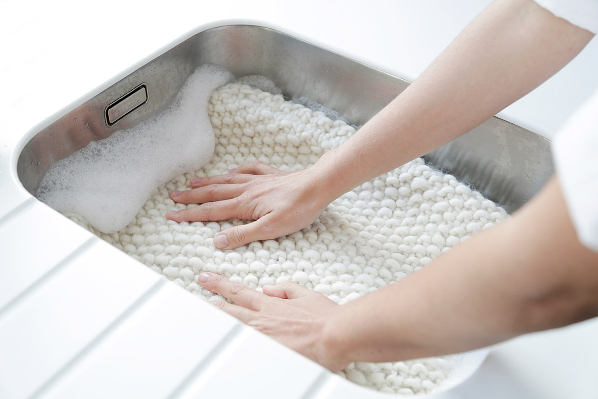 How To Wash Your Wool Wool And The Gang Blog Free Knitting Kit Patterns Downloads
