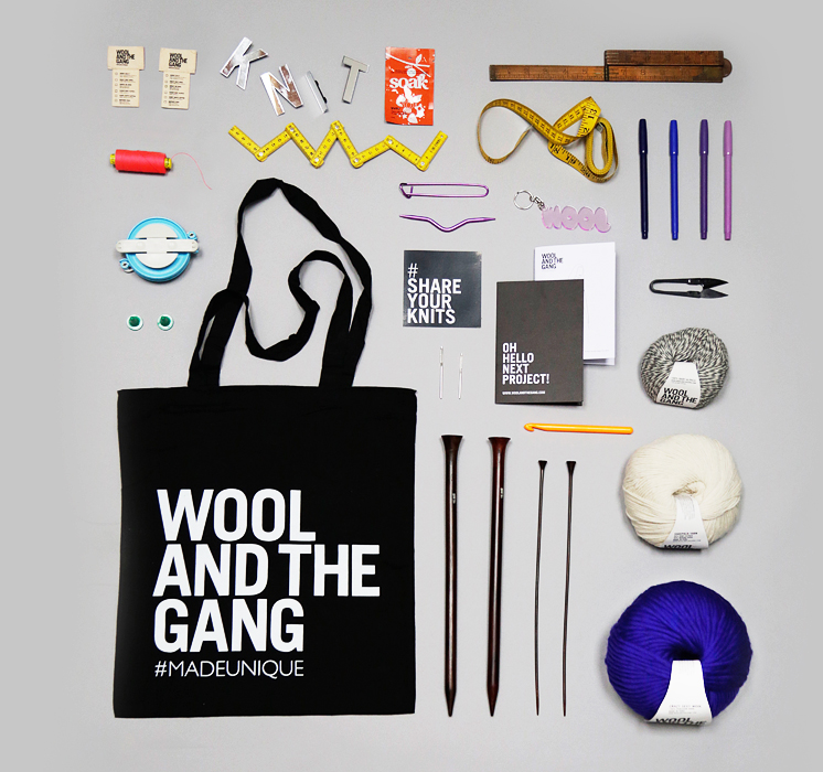 Whats In Your Knit Bag Wool And The Gang Blog Free