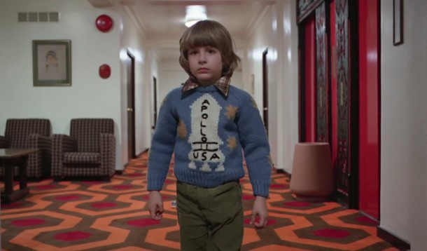 Danny 's Apollo Sweater - The Shining