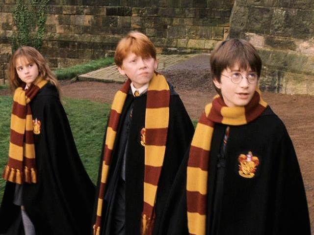 Harry Potter First Year Scarves