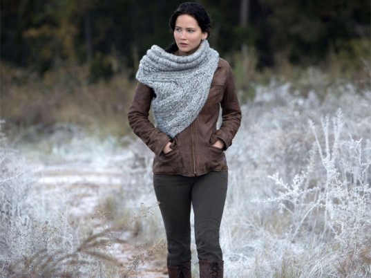 Katniss Everdeen's Hunting Cowl - The Hunger Games
