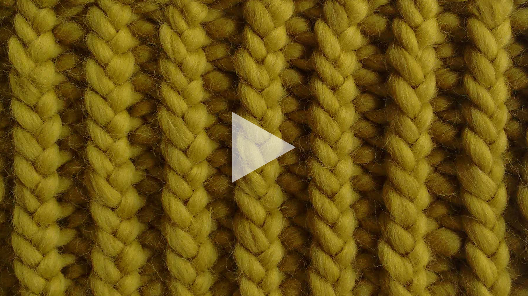 Knitting Ribbing Variations : How to knit rib stitch watg