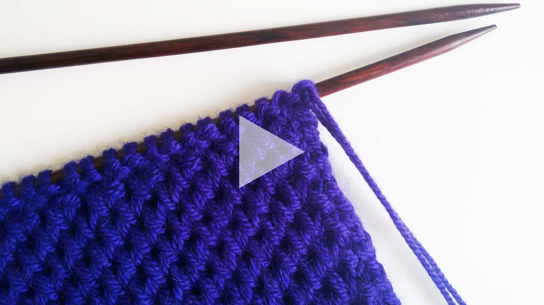 How To Knit Hexagon Stitch WATG Blog