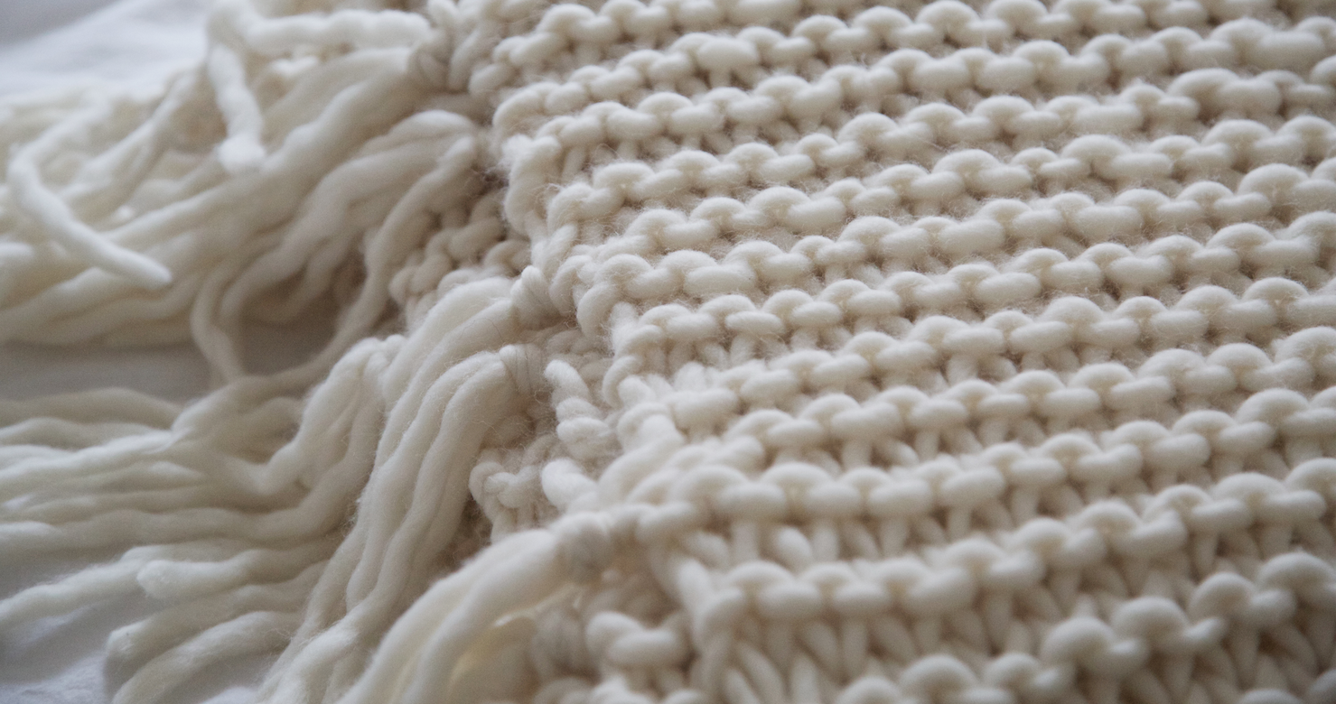 Louisa Harding Knitting Patterns : How to knit a blanket WATG Blog