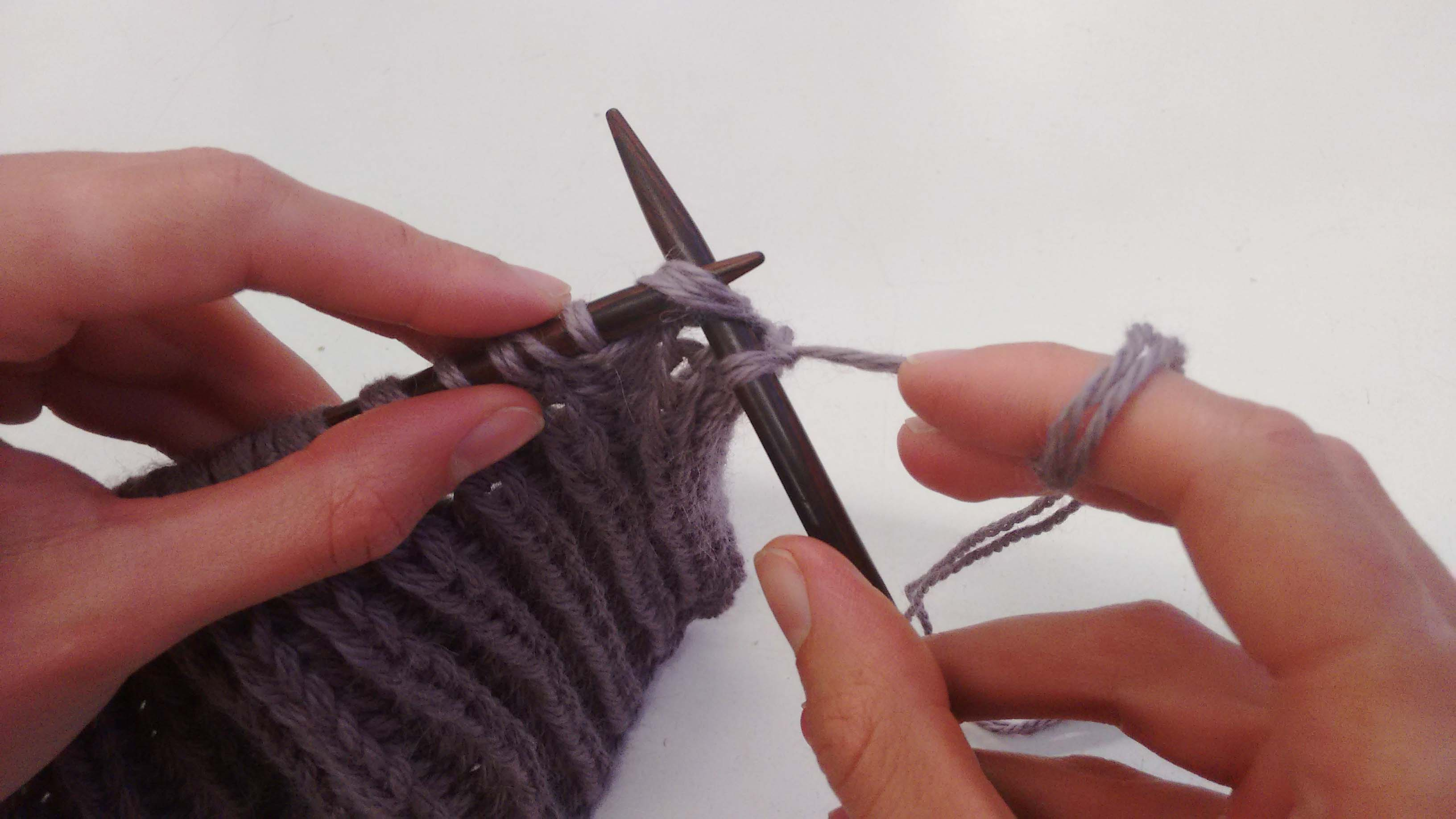 How To Knit Brioche Stitch Wool And The Gang Blog Free Knitting