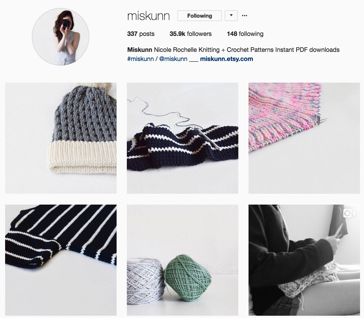 3253a4962422e TOP 10 CROCHET INSTAGRAMS | Wool and the Gang Blog | Free Knitting ...