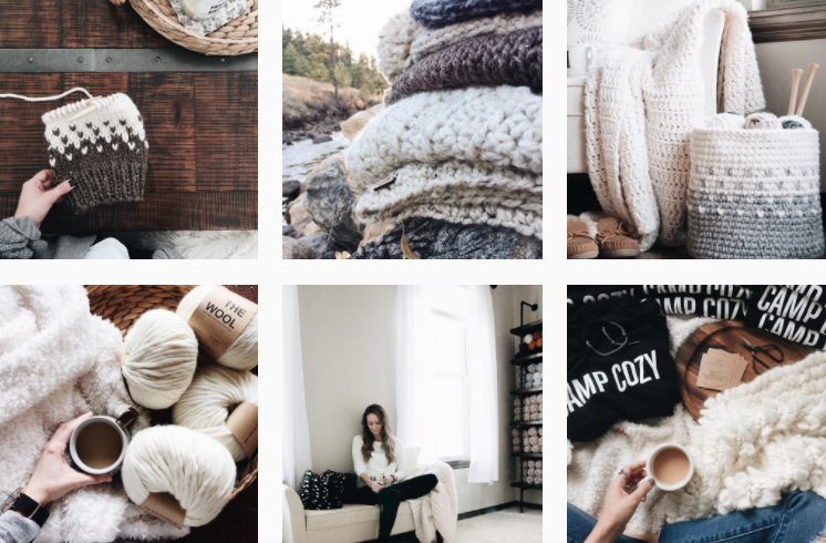 Top 10 Knit Instagrams Wool And The Gang Blog Free Knitting Kit